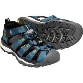 Keen Newport Neo H2 Sandals Kids Legion Blue/Moss
